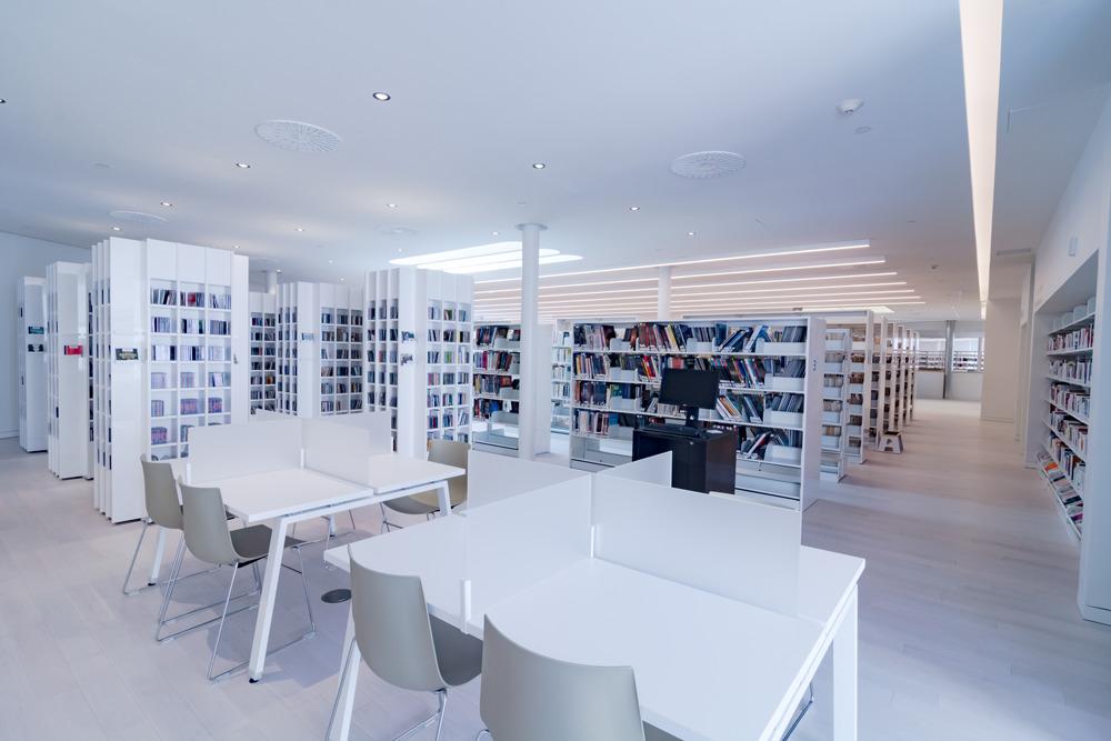 Bibliothèque publique